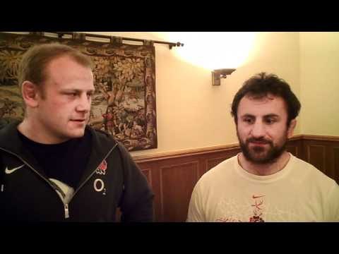 Dan Cole and George Chuter discuss past matches against Wales - Dan Cole & George Chuter's favourite