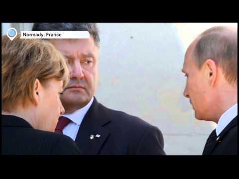Peace Talks In Kazakhstan: Ukraine, Russia, Germany, France discuss crisis in Ukraine