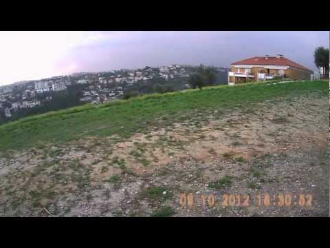 Blade Nanocpx piro travel and half piro flip practice (invert bw)