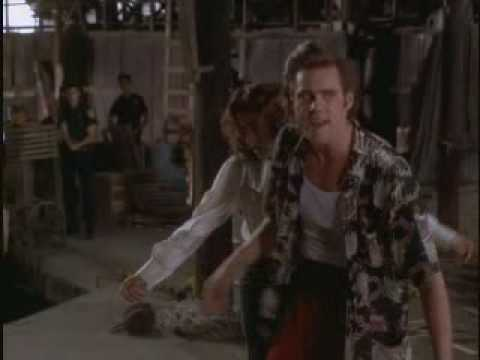 Stripped of all Pretense (Captain Winky) - Ace Ventura 1994