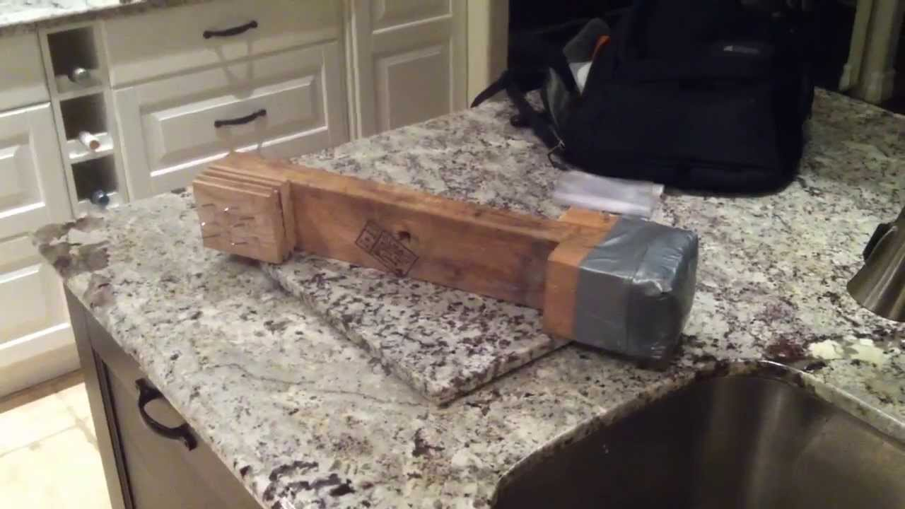 DIY Knee Kicker, how to make your own Carpet Kicker, cheap ...