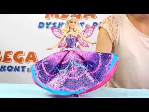 Barbie Catania - Mariposa i Baśniowa Księżniczka - po polsku / Mariposa & the Fairy Princess