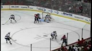 Ovechkin Game Reel vs Devils 12/26/2009