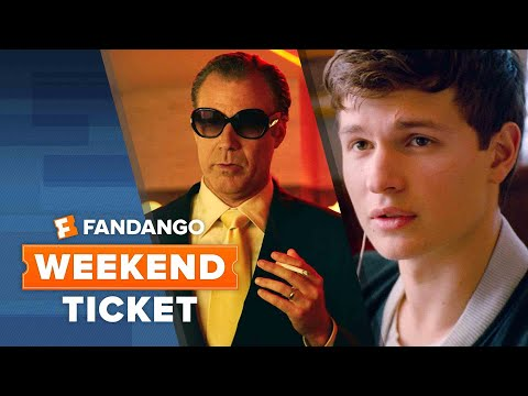 Now In Theaters: Baby Driver, Despicable Me 3, The House | Weekend Ticket
