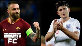 Is Harry Maguire heading to Manchester City? Will Daniele De Rossi join LAFC? | Transfer Rater