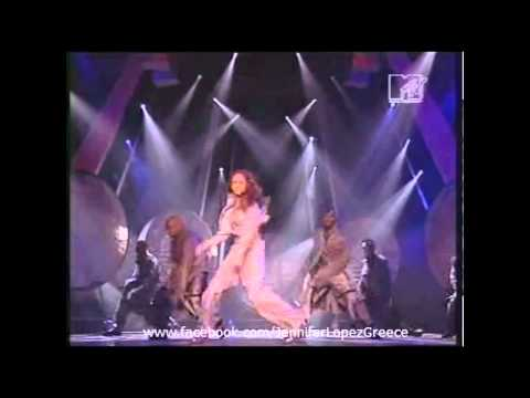 Jennifer Lopez - Love Don't Cost A Thing (live At Mtv Ema 2000) video