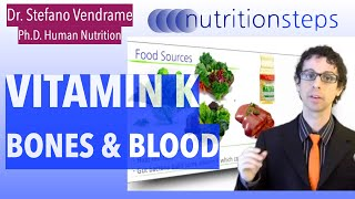Vitamin K: Bones & Blood