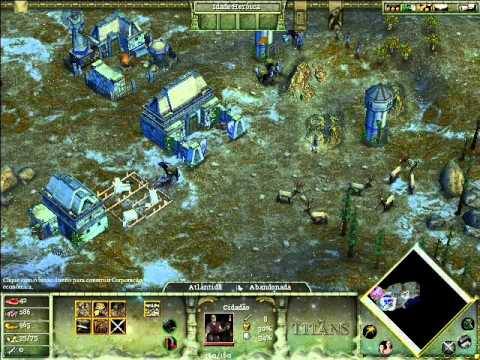 Age Of Mythology The Titans Mission 1