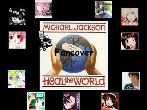 ♪♫ Michael Jackson - Heal The World 【FO Projects】 ♫♪