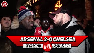 Arsenal 2-0 Chelsea | Hector Bellerin Is Going To Be A Massive Loss! (DT)