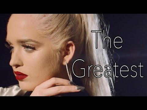 download lagu The Greatest - Sia  Macy Kate Cover gratis