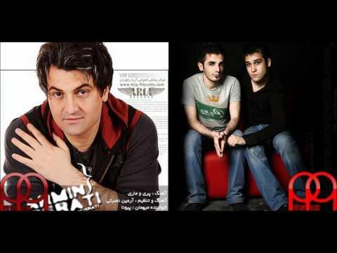 Armin Nosrati Reza Mohajer Mahmoud Ramtin Shad Gherti Dance Remix Djmasoudremix video
