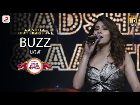Download Lagu  Buzz - Live @ Amazon Great Indian Festival | Aastha | Badshah Mp3 Free