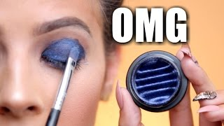 MAGNETIC EYESHADOW PIGMENT |  does it work??