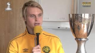 Tiikerit Pregame ma 30.9.2014 (Suomen Cup)