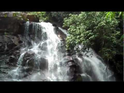 tourist guide to Sirimane falls near Sringeri Karnataka.