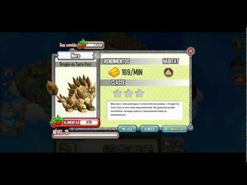 Dragon city : Todos os  Lendarios  e Puros !  Combates