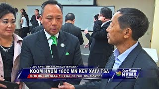 SUAB HMONG NEWS:  Hmong 18 Clan Council of Minnesota Election Day on 10/14/2017