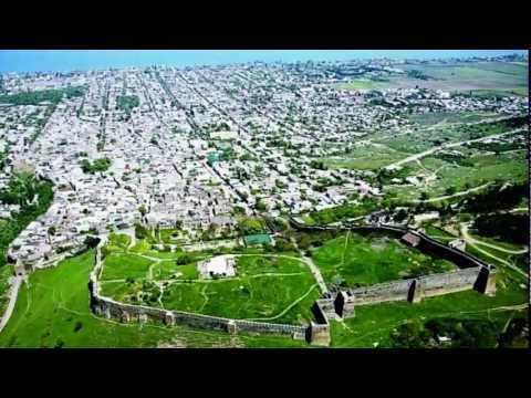 Дербент Нарын кала ( Republic of Dagestan city of Derbent )