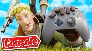 Console Players Are QUITTING Because Of This... (Console Fortnite PS4 + Xbox)