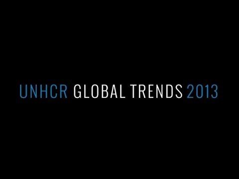 Global Refugee Trends 2013 - June 2014