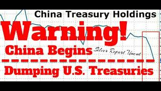Economic Collapse News - China is Now Dumping U.S. Treasuries