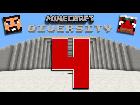 Minecraft Diversity With Pause - Ep04 - Bad Gravel video