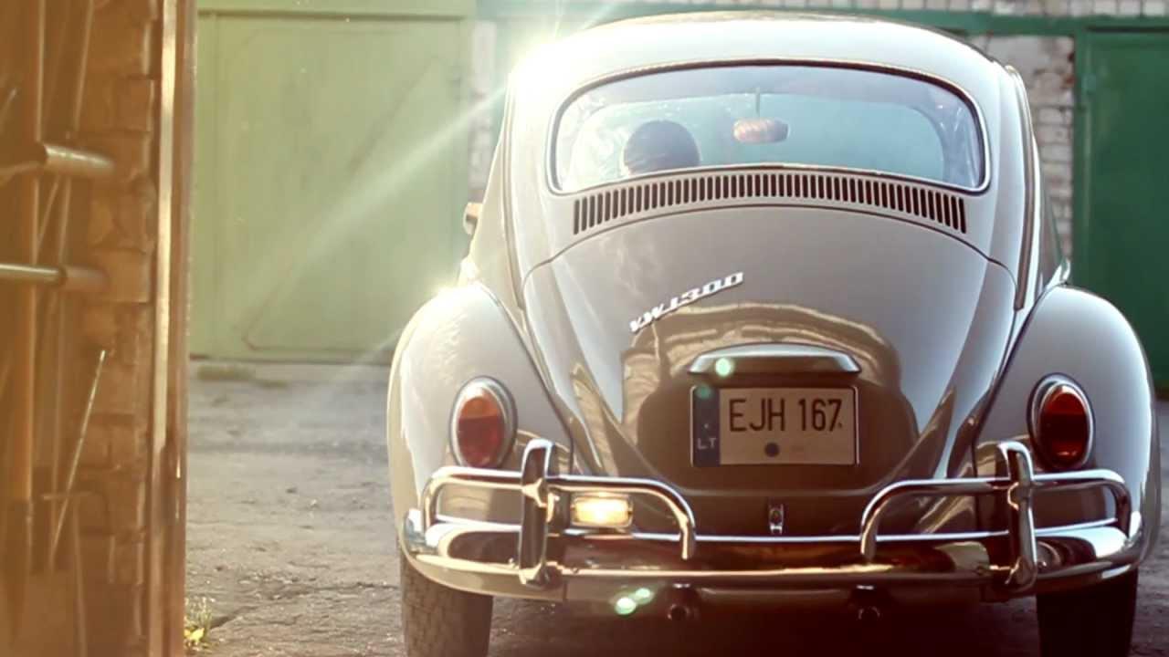 Classic: VW Beetle 1967 - YouTube