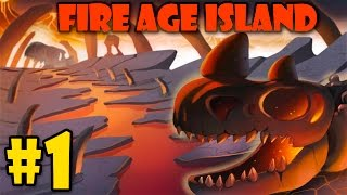 Monster Legends - Fire Age Island [1/9] Ao Loong