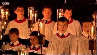 King's College Cambridge 2014 #13 The Lamb John Tavener