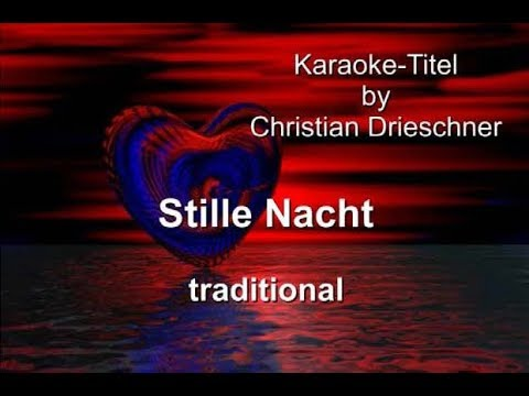 Traditional - Stille