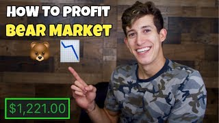 HOW TO MAKE MONEY DURING STOCK MARKET CRASH 2019