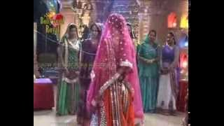 On location of TV Serial 'Rang Rasiya' Rudra and parvati in Dance  3