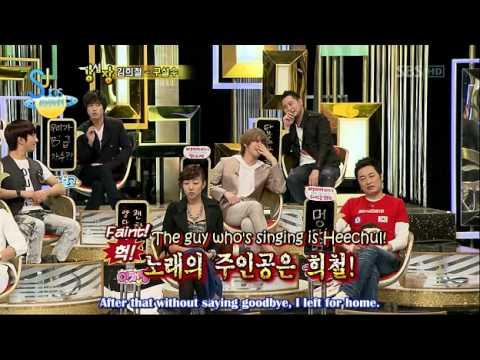 Engsub 100511 Sh With Heechul Ep  28 4 video