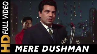Mere Dushman Tu Meri Dosti Ko Tarse   Mohammed Rafi   Aaye Din Bahaar Ke (1966) Songs   Dharmendra