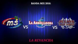 Banda Mix 2016: La Arrolladora vs Julion Alvarez vs Banda MS