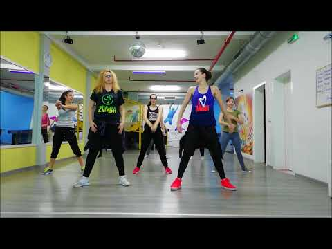 Azukita - Steve Aoki, Daddy Yankee, Play-N-Skillz & Elvis Crespo - Marlon Alves Dance MAs - Zumba