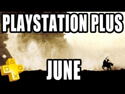 PlayStation Plus UK - June 2013