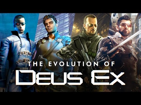 The Evolution of Deus Ex