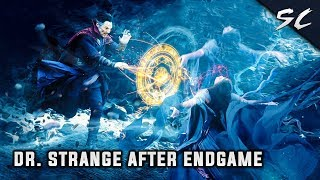 Dr. Strange without Eye of Agamotto after Avengers Endgame | Explained In Hindi