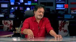 MEET THE EDITORS WITH JOY MATHEW _Reporter Live