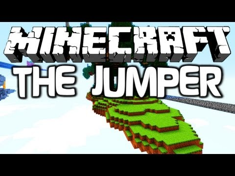 The Jumper #1 [Map] - Let's Play Minecraft