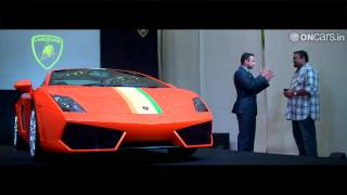 2013 Lamborghini Gallardo India Special Edition Launch