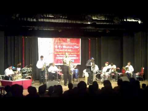Roop tera mastana..sung by Shailen Ambegaokar..S D Burman Nite...