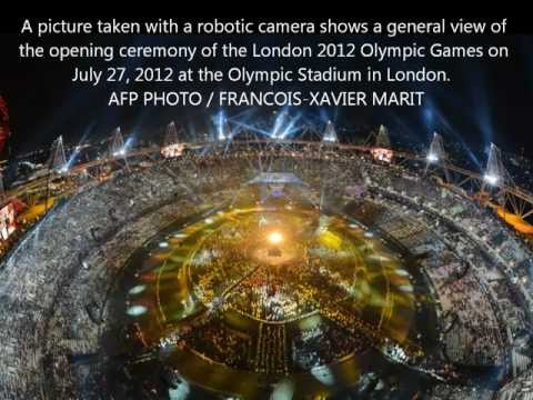 SFH-30 Olympic Head (with stills) by Mark Roberts Motion Control (AFP Robotic Video)