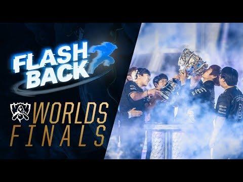 FLASHBACK // Finals (Worlds 2017)