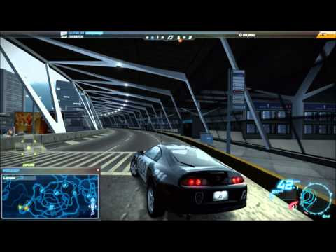 Need For Speed World: New Map Rockport Full Review HD
