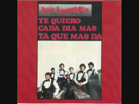 LOS TOMMYS CUANTO DARIA POR VERTE.wmv