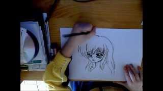 anime charcoal♥