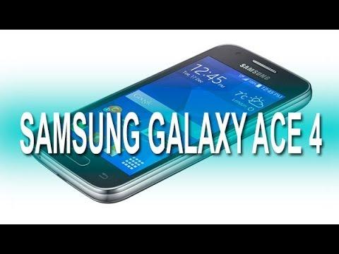 Samsung Galaxy Ace 4, características y especificaciones